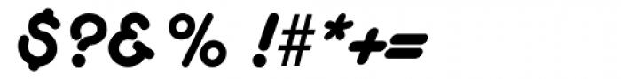 Boa Script Font OTHER CHARS
