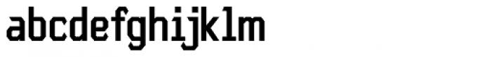 Board Deluxe Regular Font LOWERCASE
