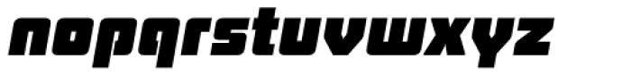 Board of Directors Black Italic Font LOWERCASE