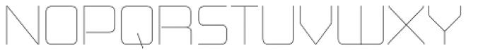 Board of Directors UltraLight Font UPPERCASE