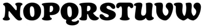 Boardwalk Font UPPERCASE