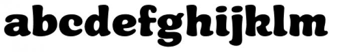 Boardwalk Font LOWERCASE
