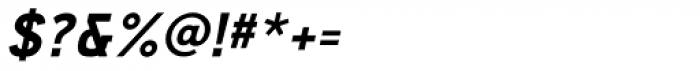 Bockhold Bold Italic Font OTHER CHARS