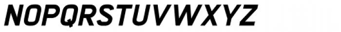 Bockhold Bold Italic Font UPPERCASE