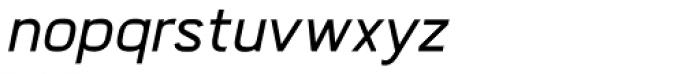 Bockhold Book Italic Font LOWERCASE