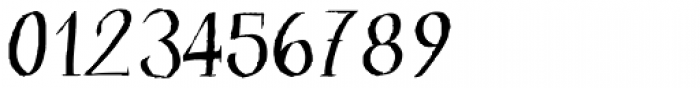 Bodoni At Home Font OTHER CHARS