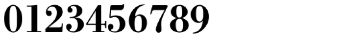 Bodoni BE Medium Font OTHER CHARS
