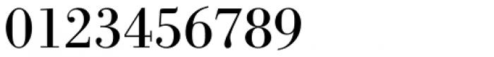 Bodoni Berthold BQ Regular Font OTHER CHARS