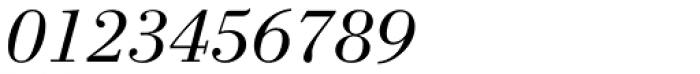 Bodoni Book Italic Font OTHER CHARS