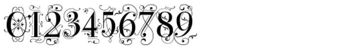 Bodoni Classic Deco Caps Font OTHER CHARS