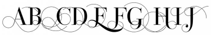 Bodoni Classic Pro C Font LOWERCASE