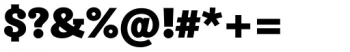 Bodoni Egyptian Pro Black Font OTHER CHARS
