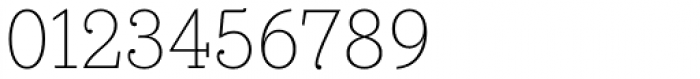 Bodoni Egyptian Pro ExtraLight Font OTHER CHARS