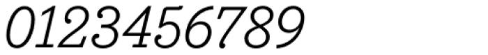 Bodoni Egyptian Pro Italic Font OTHER CHARS