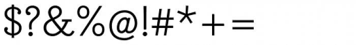 Bodoni Egyptian Pro Font OTHER CHARS
