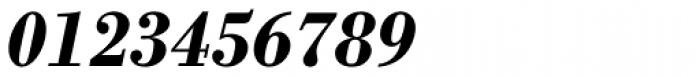 Bodoni M URW Bold Italic Font OTHER CHARS