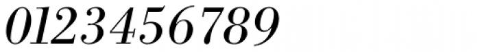 Bodoni Nr 1 SB Italic Font OTHER CHARS