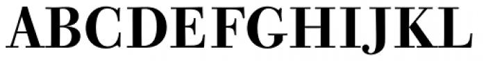 Bodoni Old Face BE Medium Font UPPERCASE
