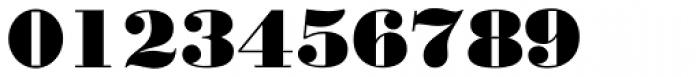 Bodoni Ultra Regular Font OTHER CHARS