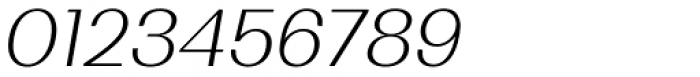 Bodrum Sweet 12 Extra Light Italic Font OTHER CHARS