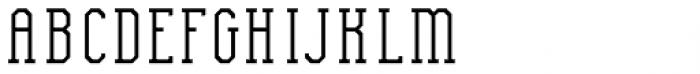 Bodybuilder Texture Back Font UPPERCASE