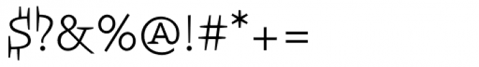 Boeotian Alt Font OTHER CHARS