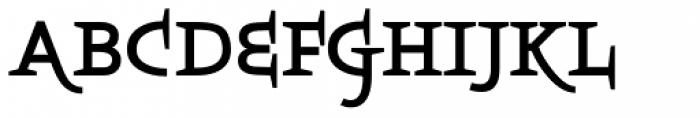 Boeotian Bold Alt Font UPPERCASE