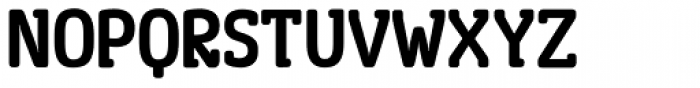 Boffin Bold Font UPPERCASE