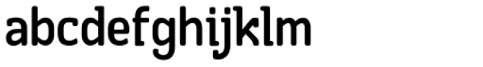Boffin Font LOWERCASE