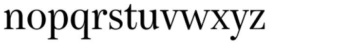 Bohemia Regular Font LOWERCASE