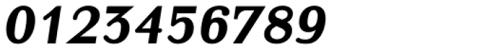 Bohemian Ultra Bold Italic Font OTHER CHARS