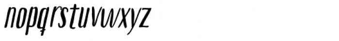 Boho Sans Bold Italic Font LOWERCASE