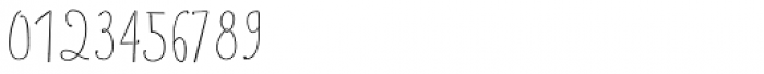 Boho Script Line Drop Font OTHER CHARS