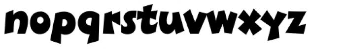 Boink Std Font LOWERCASE