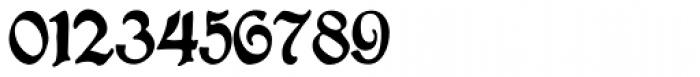 Boister Black Pro Font OTHER CHARS