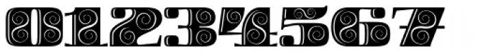 Boldesqo Serif 4F Decor Font OTHER CHARS