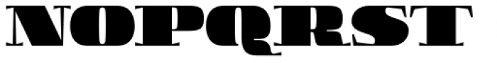 Boldesqo Serif 4F Font UPPERCASE