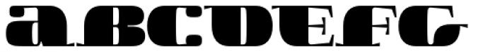 Boldesqo Serif 4F Font LOWERCASE