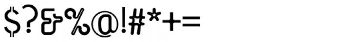 Boleo Regular Font OTHER CHARS