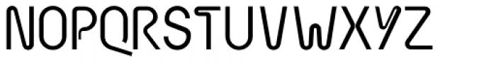 Boleo Regular Font UPPERCASE