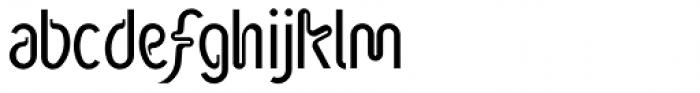 Boleo Regular Font LOWERCASE