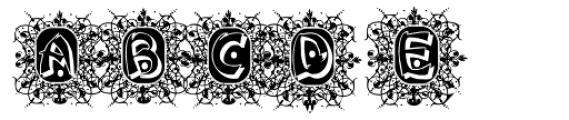 Boliche Font UPPERCASE