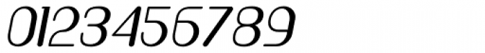 Bolo Italic Font OTHER CHARS