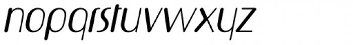 Bolo Italic Font LOWERCASE