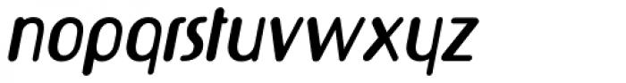 Bolobold Italic Font LOWERCASE