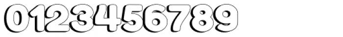 Boltz 3D Font OTHER CHARS