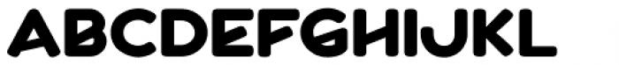 Boltz Regular Font UPPERCASE
