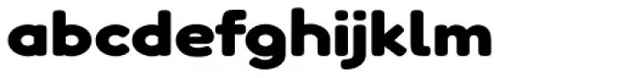 Boltz Regular Font LOWERCASE