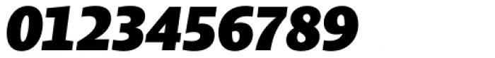 Bommer Sans Black Italic Font OTHER CHARS