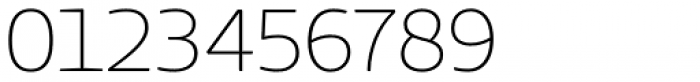 Bommer Slab Rounded Thin Font OTHER CHARS